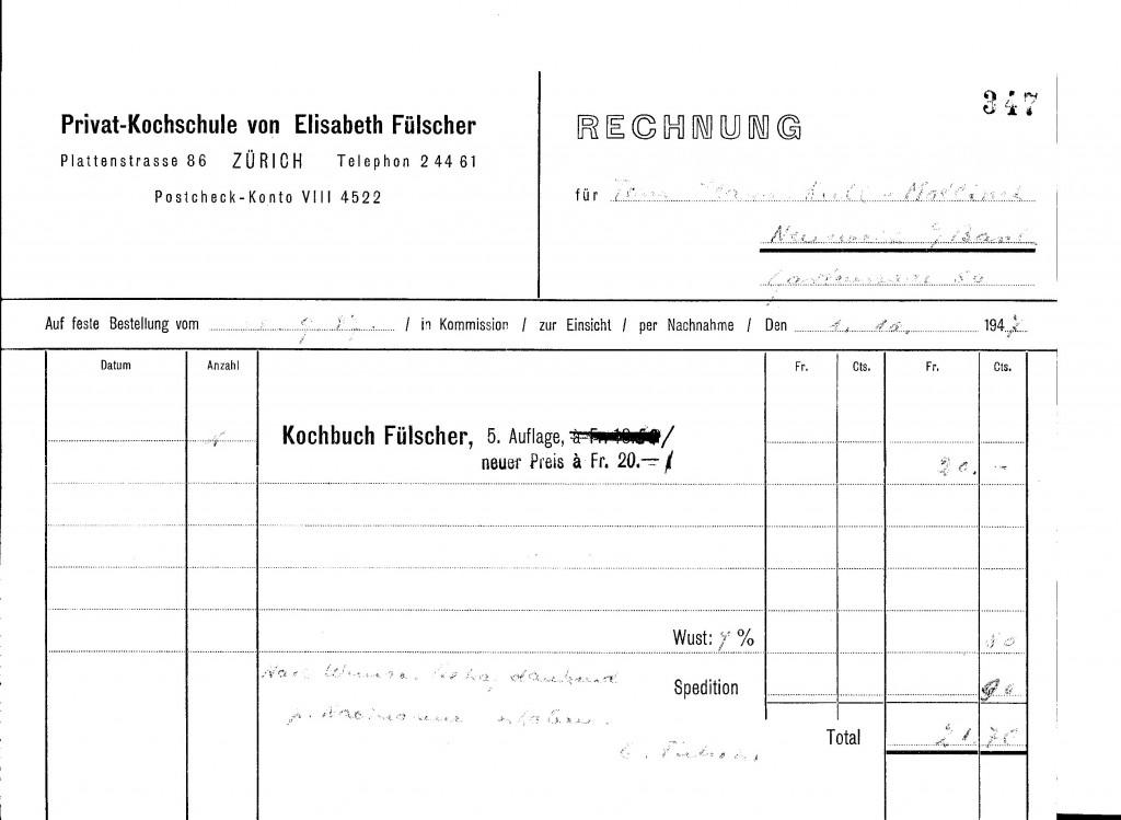 das f lscher kochbuch ab 1928 elisabeth f lscher. Black Bedroom Furniture Sets. Home Design Ideas